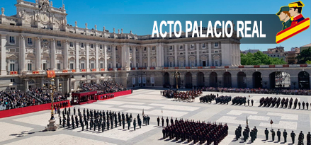 Acto Palacio Real