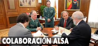 Protocolo de colaboración con ALSA