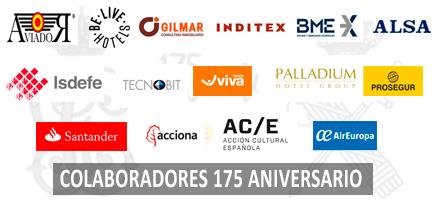 Colaboradores 175 aniversario