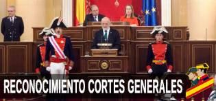 Reconocimiento Cortes Generales