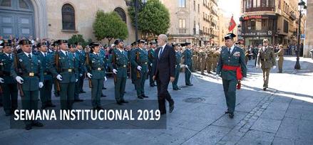 Semana institucional 2019