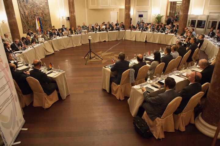 El Director General de la Guardia Civil participa en la reunión EUROMED III sobre tráfico de drogas