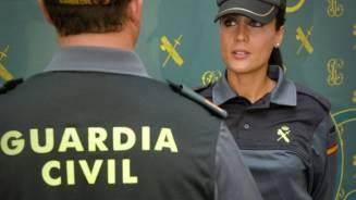 Nuevo uniforme de la Guardia Civil
