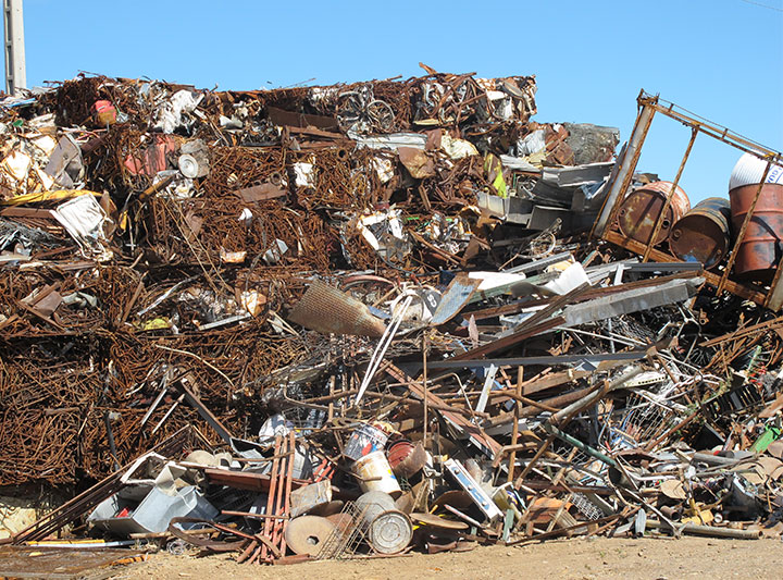 La Guardia Civil interviene 25 toneladas de cobre en una nueva jornada de inspecciones para luchar contra el robo de metales. 4458_01