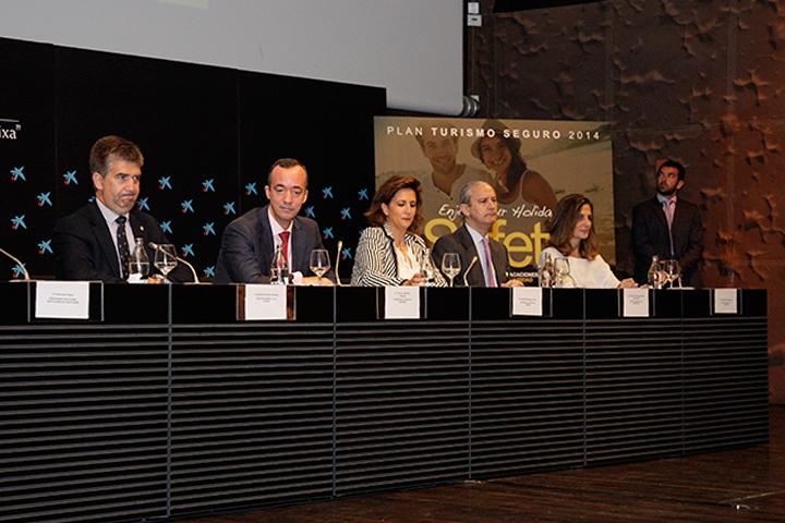 El ministerio del interior activa el plan turismo seguro for Director de seguridad ministerio del interior