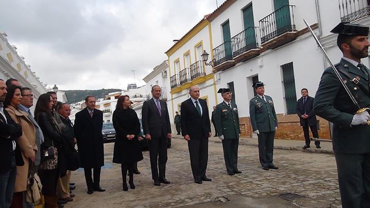 El ministro del interior destaca el empe o de la guardia for El ministro del interior