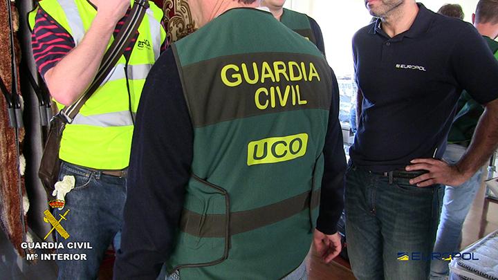 La Guardia Civil detiene en la Costa del Sol al líder de la organización de narcotráfico más importante de Europa