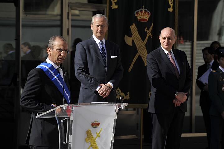 Los ministros de interior de espa a y marruecos visitan for Ministro del interior espana 2016