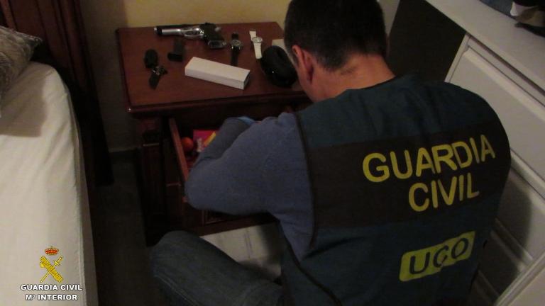 Detenido en Málaga el lugarteniente del mayor narcotraficante de Europa