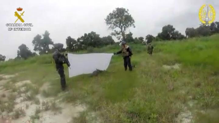 La Guardia Civil lidera el proyecto GAR-SI Sahel (Grupos de Acción Rápida de Vigilancia e Intervención en el Sahel)