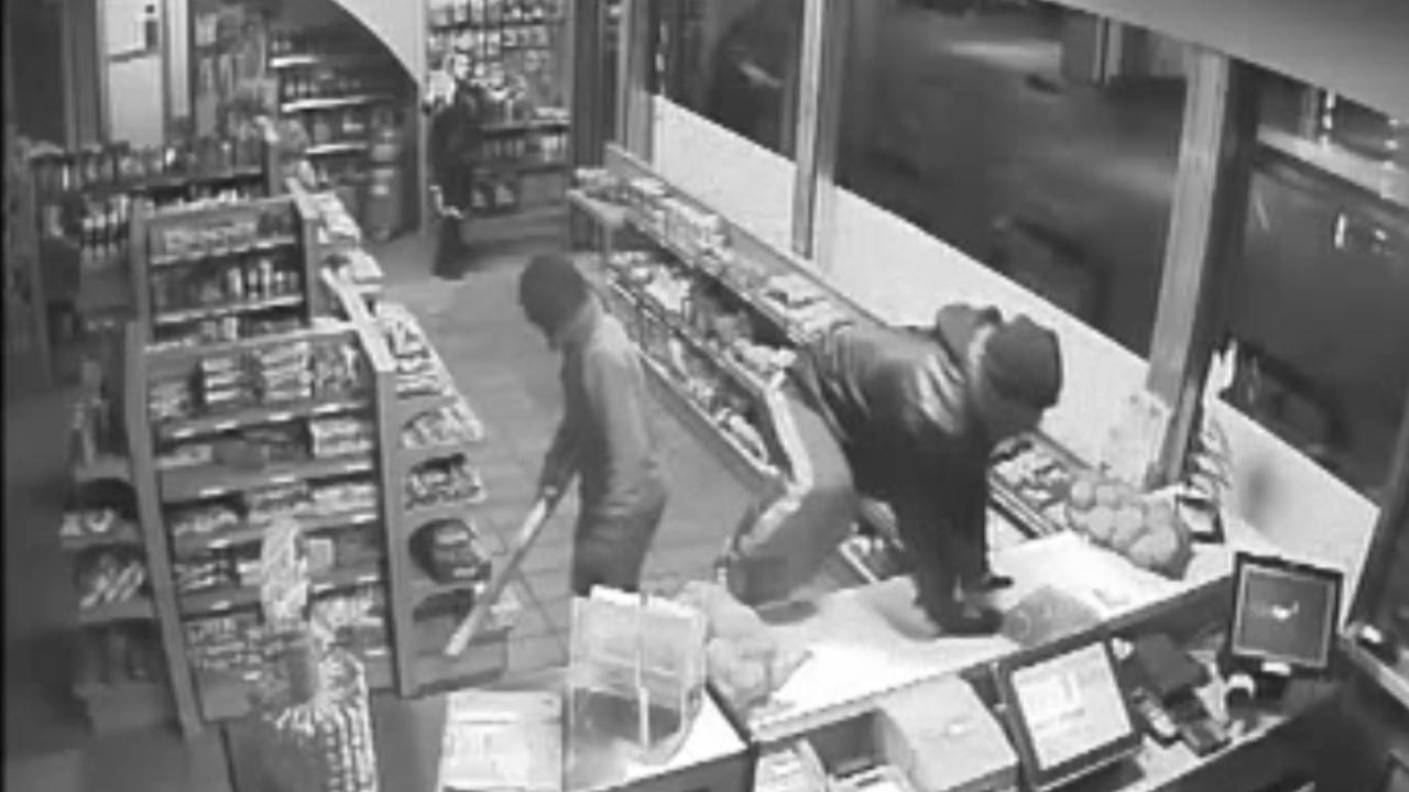La Guardia Civil desmantela una organización criminal dedica al robo con fuerza en establecimientos y gasolineras