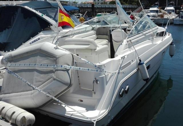 Desarticulada una organización criminal gallega especializada en el transporte de hachís en veleros y lanchas rápidas e incautados 8.000 kilos de hachís