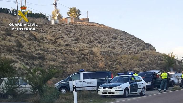 La Guardia Civil detiene en Teruel a cuatro personas por el secuestro de una menor en Navarra