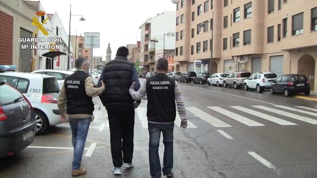 La Guardia Civil detiene a 7 personas por corrupción de menores, abusos sexuales y agresión sexual