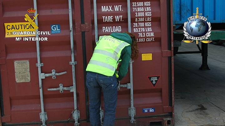Descubiertas más de un millón y medio de toneladas de vertidos ilegales en una operación internacional coordinada por Interpol