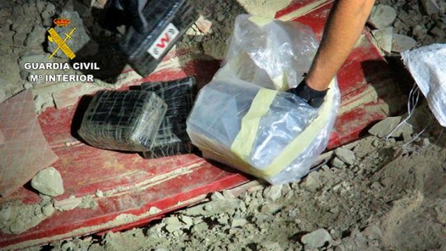 Interceptadas cerca de 4 toneladas de cocaína