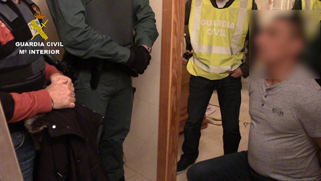 La Guardia Civil ha detenido al homicida que atropelló a su pareja en la localidad toledana de Santa Cruz del Retamar