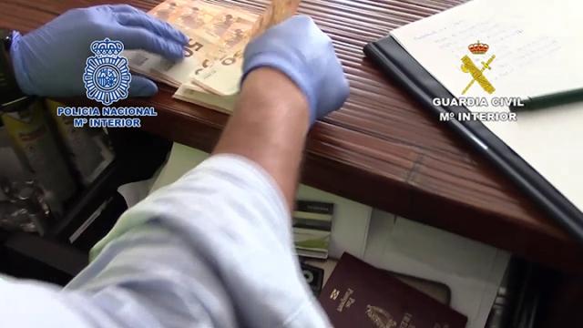 Intervenidos 170 kilos de marihuana ocultos en un tráiler entre palés de lechuga que se dirigía a Irlanda desde Málaga