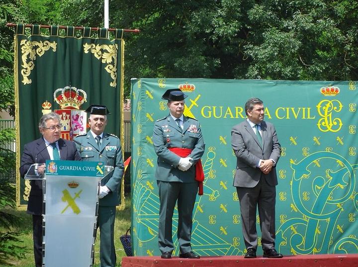 50º aniversario del asesinato del guardia civil José Antonio Pardines