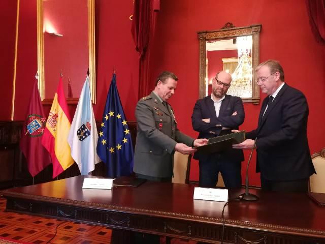 La Guardia Civil y la Asociación de Municipios del Camino de Santiago firman un protocolo operativo para mejorar la seguridad en el Camino de Santiago