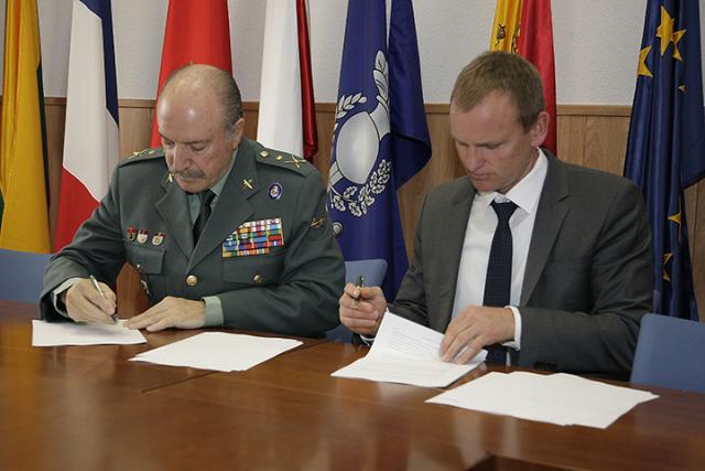 La Guardia Civil y Sportradar firman un protocolo de colaboración para luchar contra la corrupción en el deporte y el fraude en las apuestas