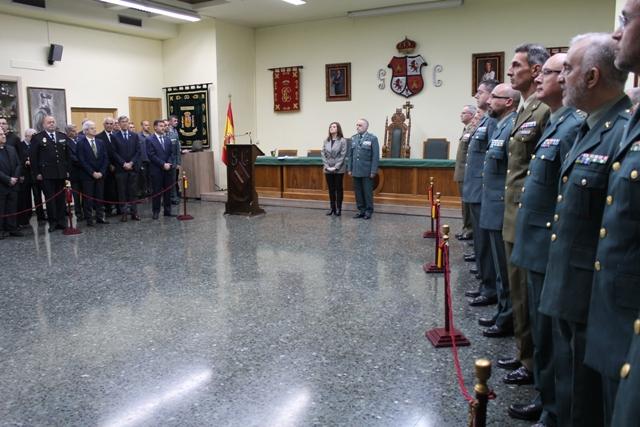 Inauguración de un Memorial en recuerdo de las víctimas de la Guardia Civil caídas por la Patria