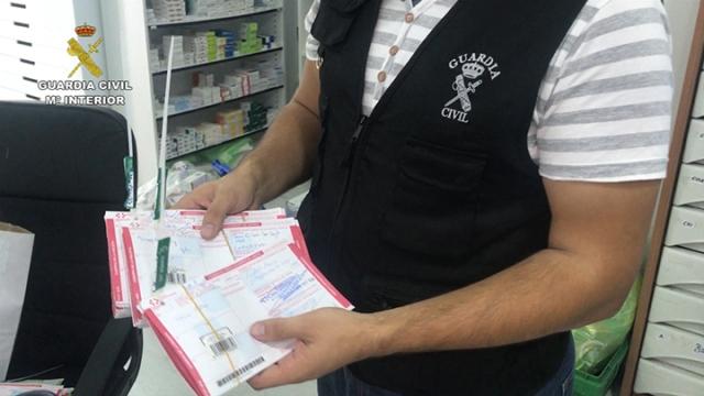La Guardia Civil desarticula una organización delictiva que habría estafado al Servicio Canario de Salud más de 2 millones de euros
