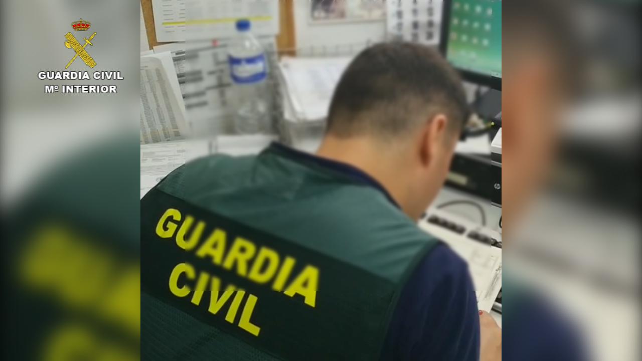 Desarticulada una organización delictiva dedicada a falsificar documentos para introducir migrantes en España de forma irregular