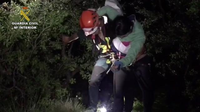 El Servicio de Montaña de la Guardia Civil realizó 974 rescates en 2018