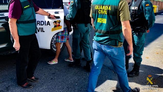 Desarticulada una organización delictiva que explotaba laboralmente a víctimas captadas en Rumanía y Moldavia