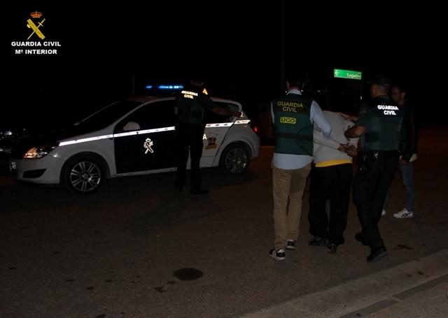 Detenida una pareja responsable de la detención ilegal y asesinato de un vecino de Getxo (Bizkaia)