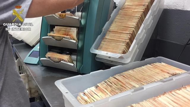 Detenido el máximo responsable de organizar la extracción de grandes partidas de cocaína del Puerto de Algeciras en los últimos años