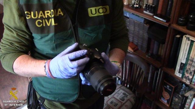 La Guardia Civil realiza varias operaciones contra la explotación sexual de menores para la producción de material pedófilo