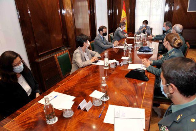 La Guardia Civil y la Intervención General de la Administración del Estado firman un protocolo antifraude a nivel europeo