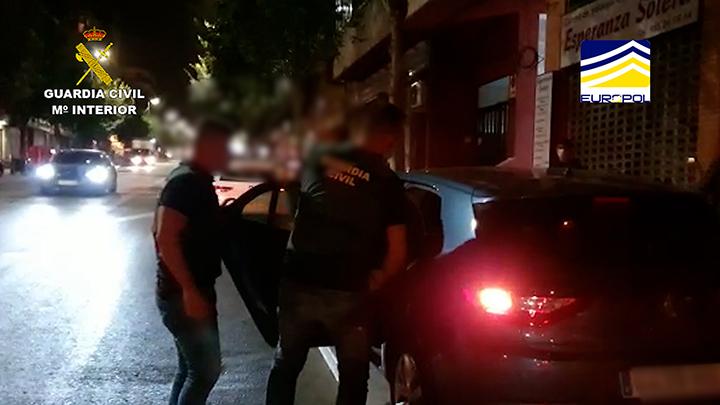 La Guardia Civil detiene a un captador del DAESH en Altea (Alicante)