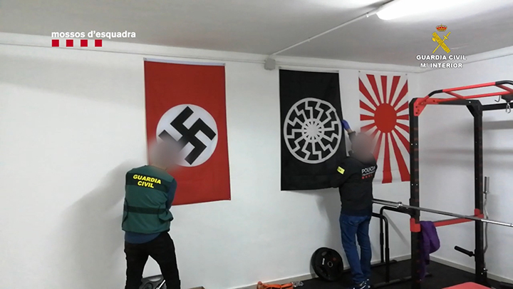 Detenidos dos hombres vinculados a la supremacía blanca que querían financiar grupos armados a través del tráfico de sustancias psicotrópicas