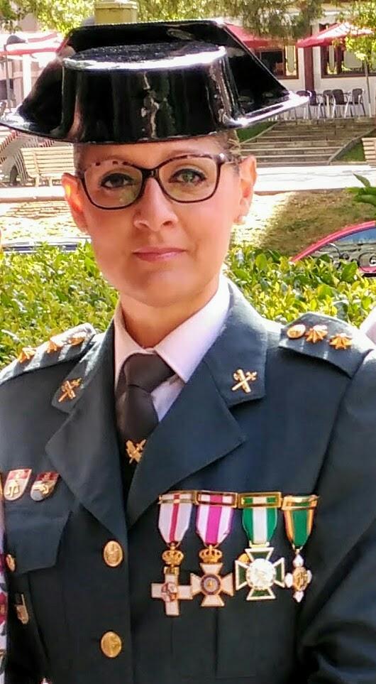 La teniente coronel Cristina Moreno será la primera mujer al frente de la comandancia de Guadalajara