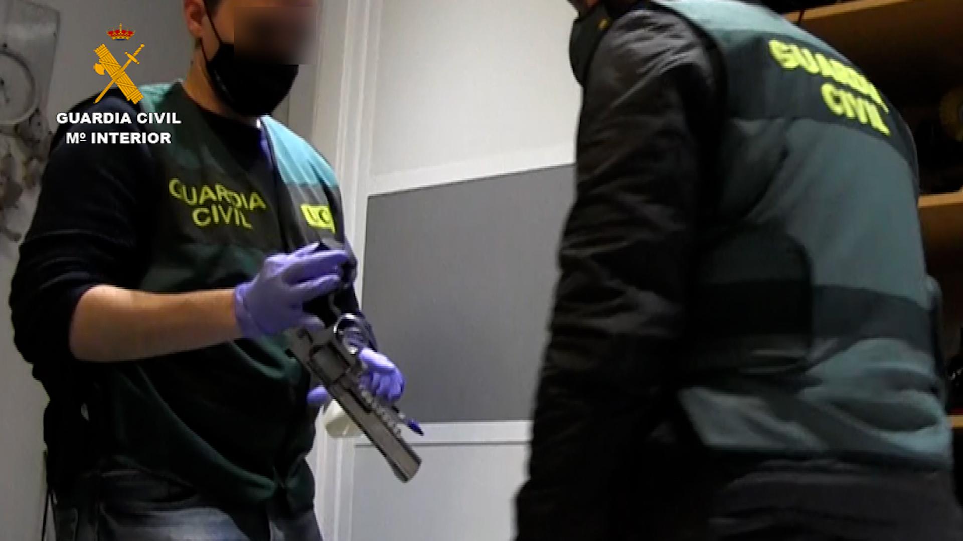 Desmantelado un entramado delincuencial especializado en tráfico de drogas y blanqueo de capitales