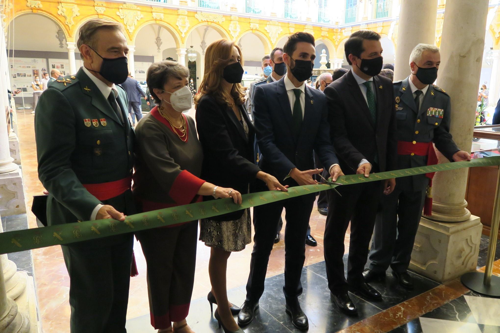 El secretario de Estado de Seguridad inaugura en Córdoba los actos conmemorativos por la festividad de la Patrona de la Guardia Civil