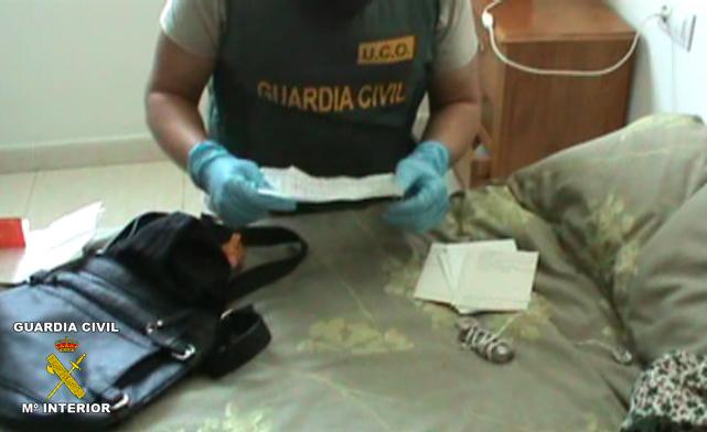 """Desmantelada una organización que  introducía partidas de cocaína en la Isla de Fuerteventura mediante """"mulas"""""""