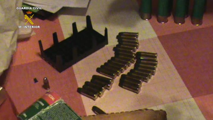 Interceptados más de treinta kilogramos de cocaína ocultos en una partida comercial de maquinaria