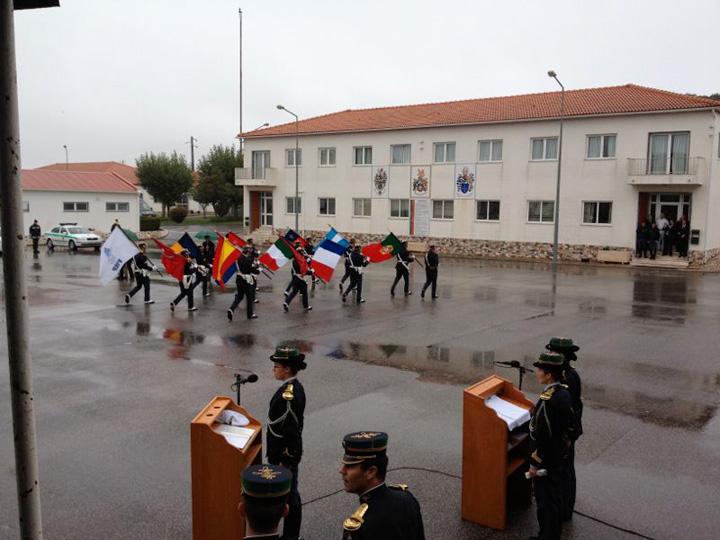 La Guardia Civil asume la presidencia de FIEP para el próximo año