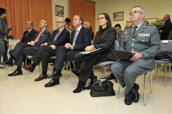 El ministro del interior jorge fern ndez d az inaugura la for Ministro de interior actual
