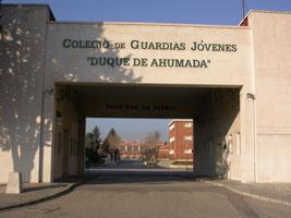 Colegio de guardias j venes duque de ahumada - Oficina de empleo valdemoro ...