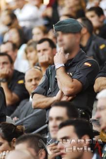 Funciones de la Guardia Civil, Orden público