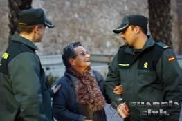 Funciones de la Guardia Civil, Seguridad Ciudadana