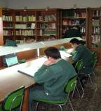 Biblioteca Academia Guardia Civil