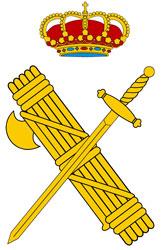 Resultado de imagen de guardia civil logo