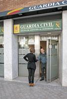 Entrada Oficina Atención al Ciudadano